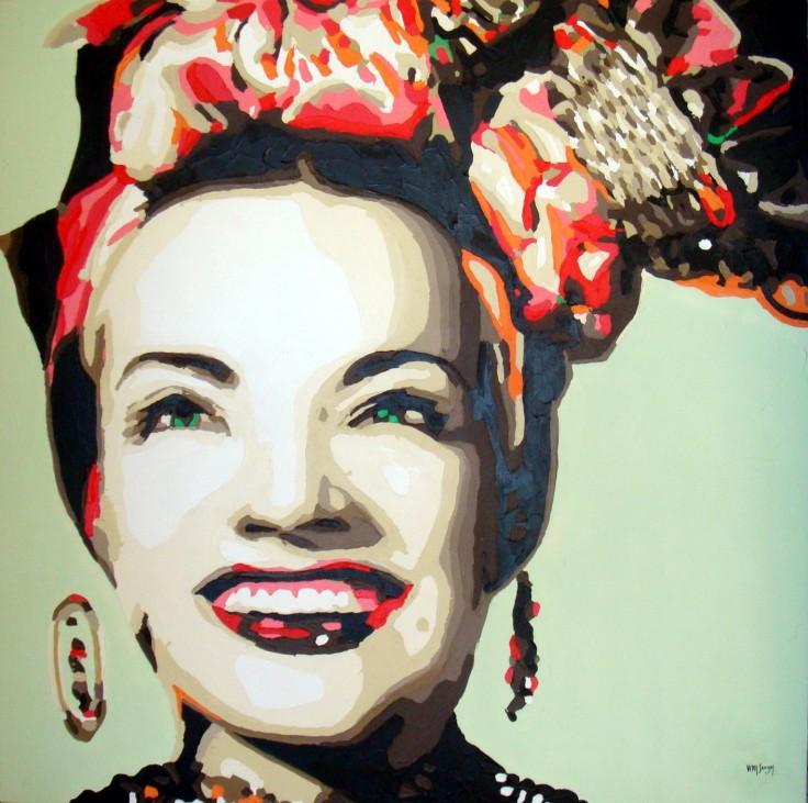 11.027 - Carmen Miranda