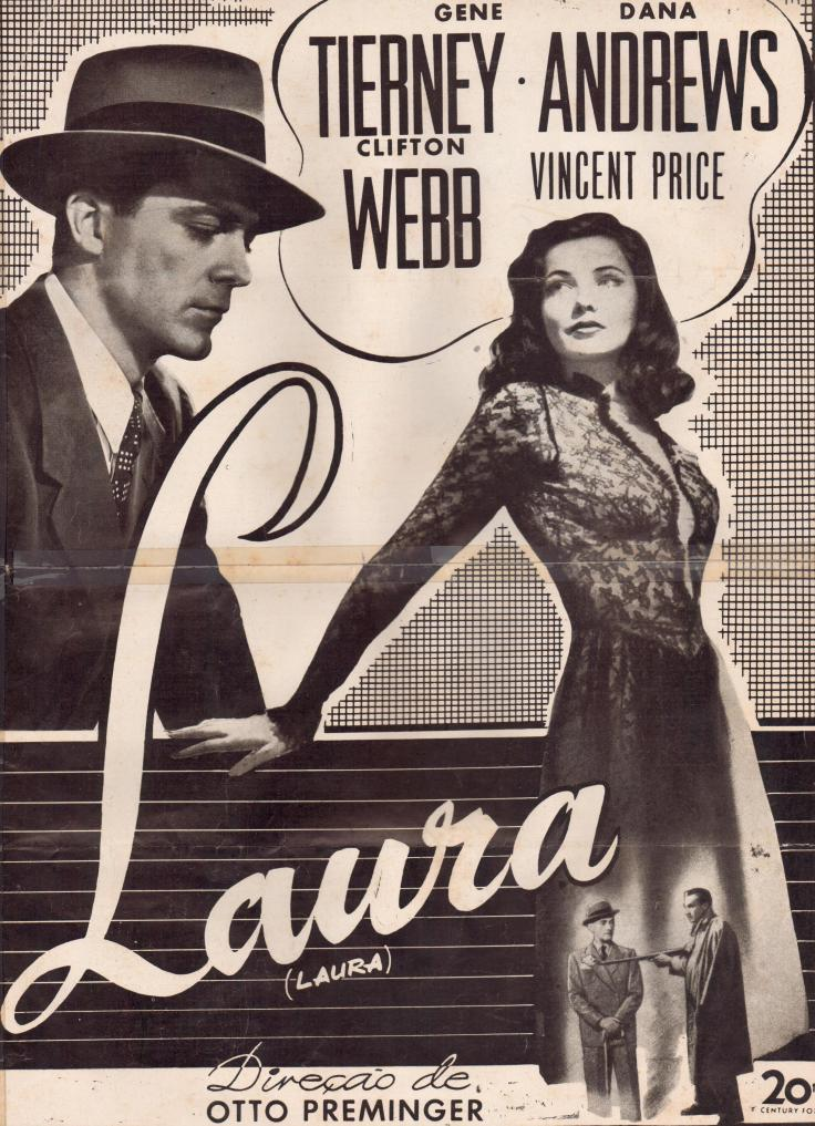 1944 - Laura - 20th Century FOX