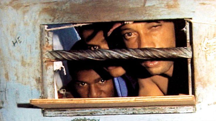 O Prisioneiro da Grade de Ferro (4)
