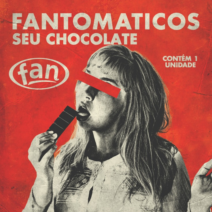 Fantomaticos - Seu Chocolate Cover